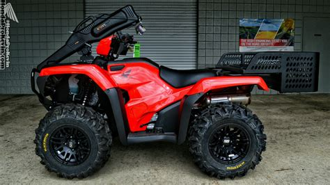 Honda Foreman Accessories by Custom 2016 Honda Foreman 500 Atv Itp Tires Wheels More