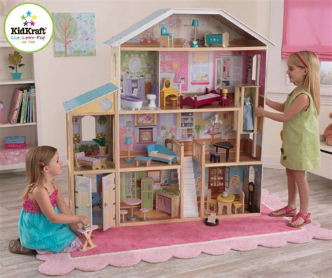 coolest doll houses best gifts for a 4 year old girl ur kid s world
