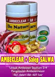 Ambeclear By Herbal De Nature ambeclear de nature obat ambeien alami herbal
