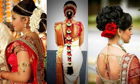 Karnataka Wedding Hairstyles by Indian Bridal Makeup Tips And Lots More