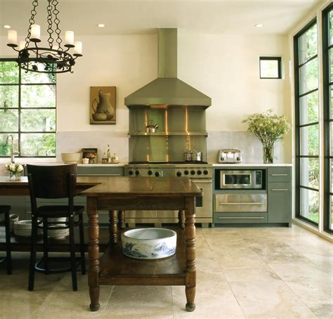 farmhouse kitchen with island farmhouse kitchen island eclectic kitchen the iron gate