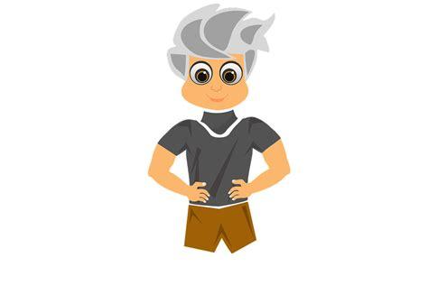 Patung Wisuda Kartun Pria ilustrasi gratis anak laki laki kartun pria mata gambar gratis di pixabay 957325