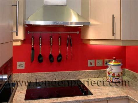 red backsplash kitchen red and white kitchen backsplash quotes