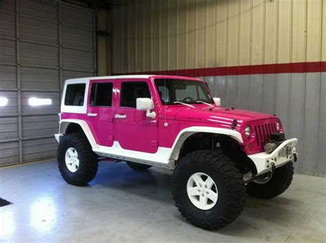light pink jeep 17 best images about pink jeeps on pink jeep