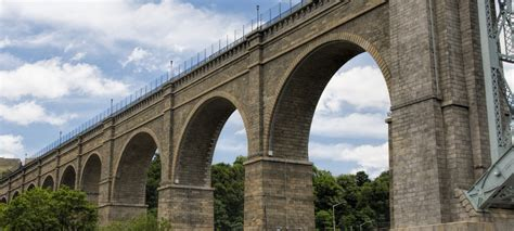 arch bridges advantages  disadvantages tied