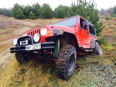 jeep wrangler arm kit jeep wrangler tj arm kit by cybul testy