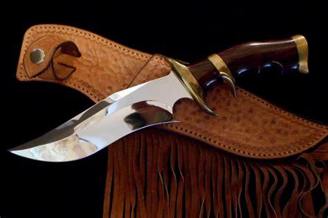 buck custom shop 904 sub hilt bowie knife