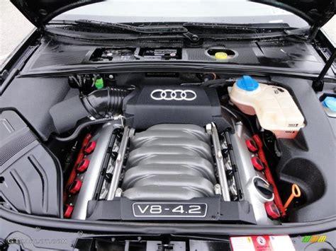 Audi S4 4 2 V8 by 2004 Audi S4 4 2 Quattro Sedan 4 2 Liter Dohc 40 Valve V8