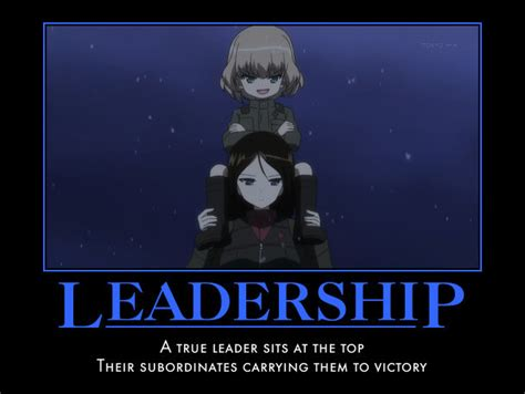 Leadership Memes - crunchyroll forum anime motivational posters read
