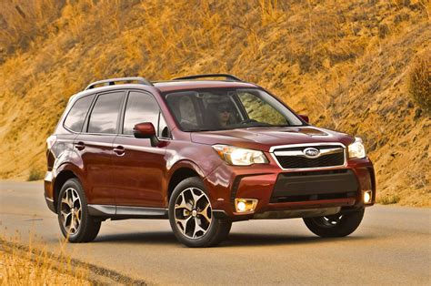 orange subaru forester 2014 subaru forester reviews and rating motor trend