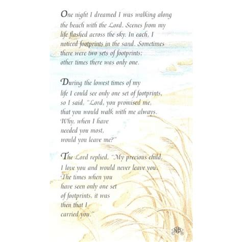 printable version footprints in the sand footprints in the sand poem printable version www