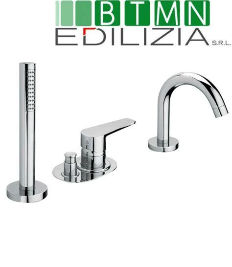 miscelatore bordo vasca rubinetto con miscelatore bordo vasca con set doccia