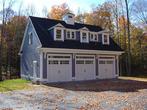 build a two car garage detached garage pepperell ma detached garage