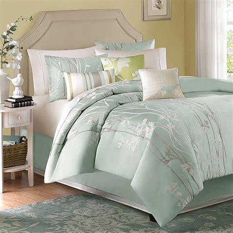 anna linens bedding home essence anna 7 piece comforter set walmart com