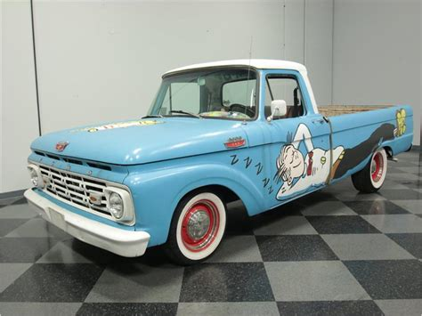 64 Ford F100 by 1964 Ford F100 For Sale Classiccars Cc 789336