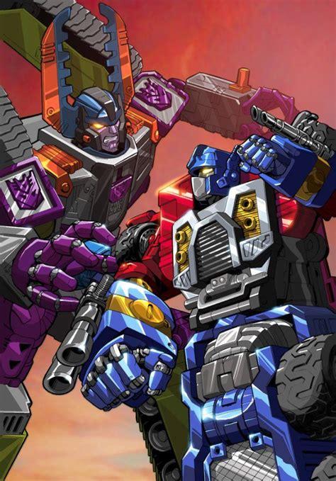 megatron transformers armada transformers armada optimus and megatron comics and