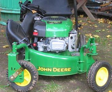 New 21 Quot John Deere Js40 Lawnsite