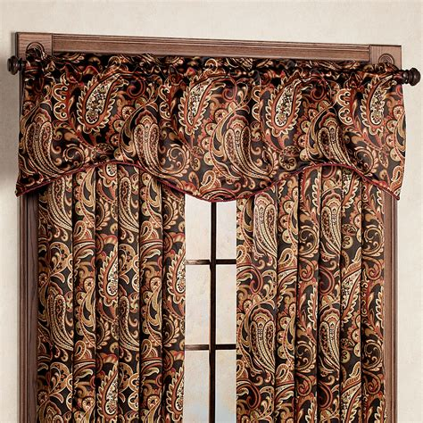 bali drapes bali paisley room darkening window treatments