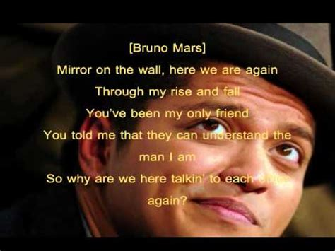 Lil Wayne Ft Bruno Mars Mirror On The Wall Instrumental Squeaky Clean