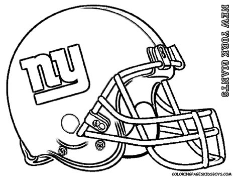 Nfl Football Coloring Pages free coloring pages of nfl players