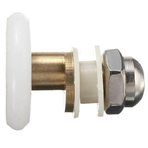 Shower Door Rollers Replacement Replacement Brass Shower Door Roller Runner Glass Door Wheel Pulley At Banggood