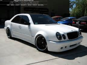 Mercedes Tuning Parts Tuning Parts For Mercedes W210