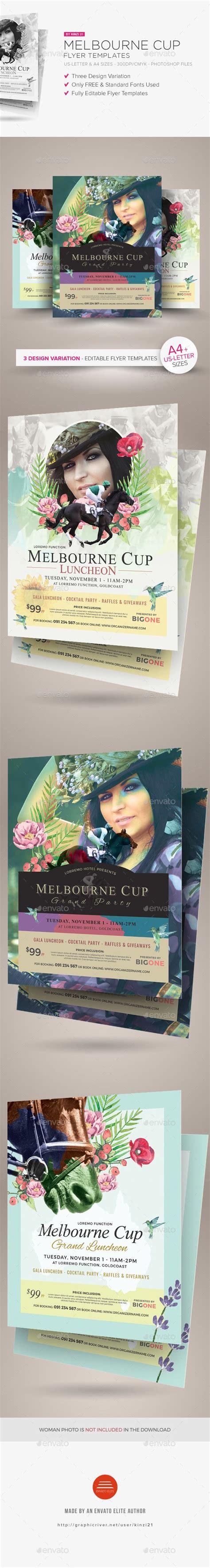 Flyer Design Melbourne | melbourne cup flyer templates flyer template the o jays