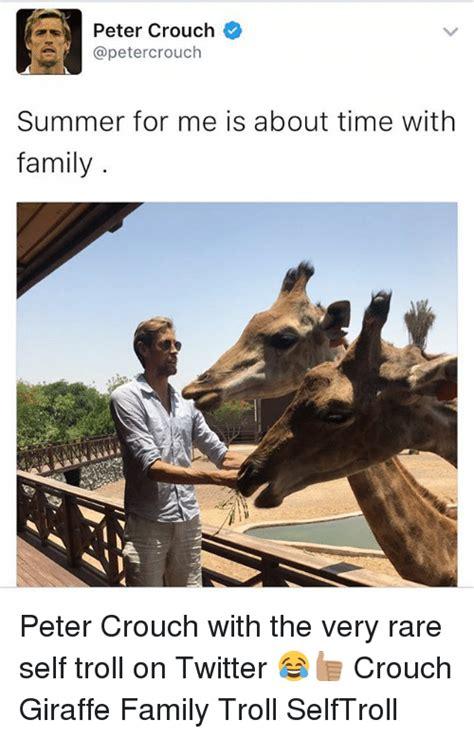 Peter Crouch Meme - 25 best memes about giraffe giraffe memes