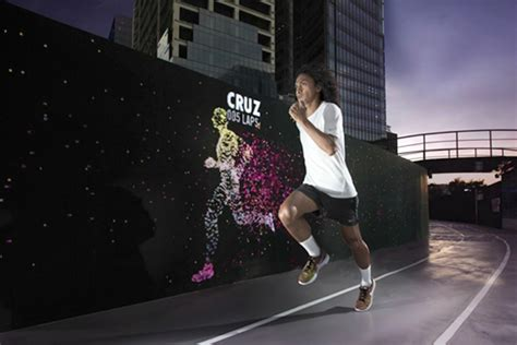 nike s unlimited stadium in manila is the world s first nike s unlimited stadium lets runners compete with their