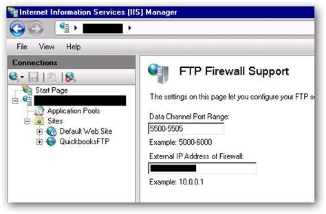 ftp data port running an ftp server a cisco router with nat mundy