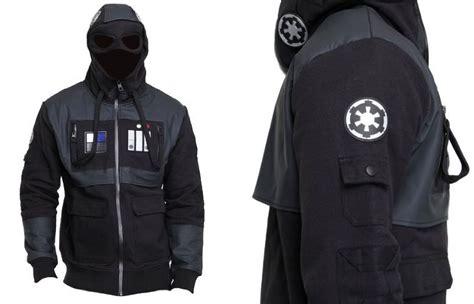 Hoodie I Am Pilot wars imperial tie fighter pilot hooded jacket marc ecko