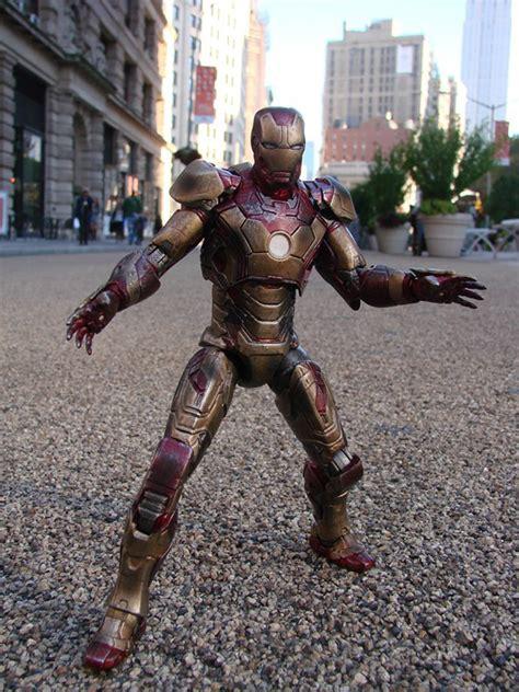 iron man marvel select figures disney store raving