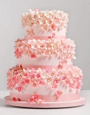 Marmer Cake By Jc Cakery summer blossom wedding cake