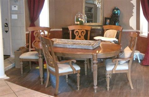 painted dining room tables milk paint dining room table painted furniture before