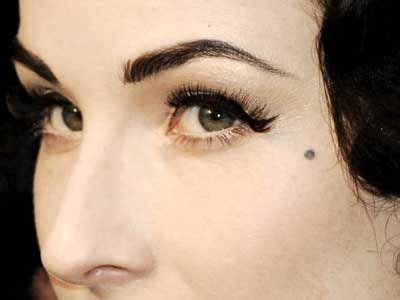 beauty mark tattoo i want my piercing to look like a tattoos