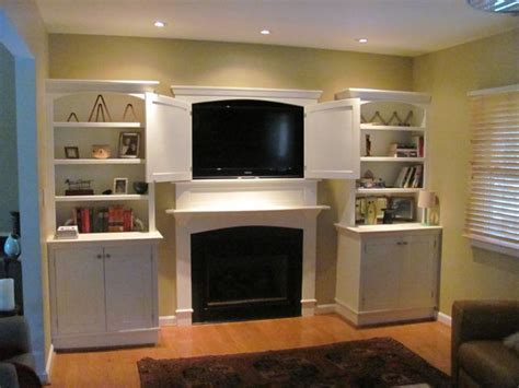 The Custom Carpenter ? Fireplaces