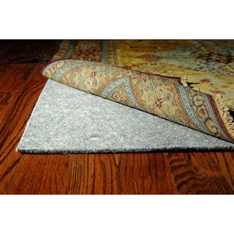 Safavieh Rug Pad by Safavieh Durapad Grey 10 Ft X 14 Ft Non Slip