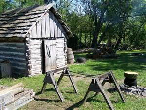 lincoln log cabin state historic site coles county il 9