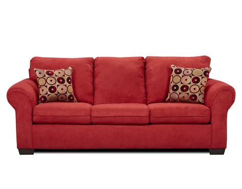 cheap red sofa dfw discount furniture living room furniture