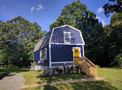 Tiny House Vacations by Jason S 800 Sq Ft Barn Cabin