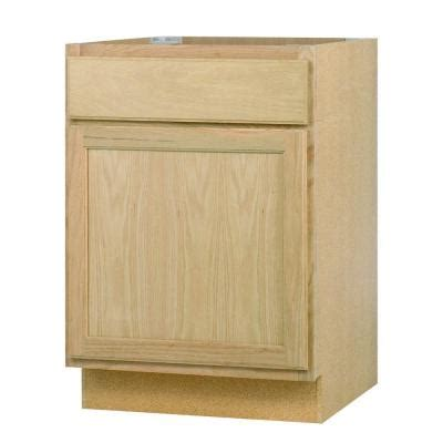 24x34 5x24 in base cabinet in unfinished oak b24ohd the