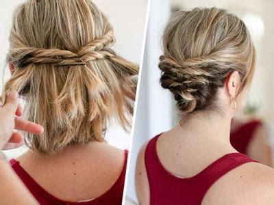 tutorial menata rambut pendek untuk wisuda psst ini tutorial hairdo simple wisuda khusus untuk kamu