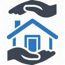 home insurance house protection real estate icon icon