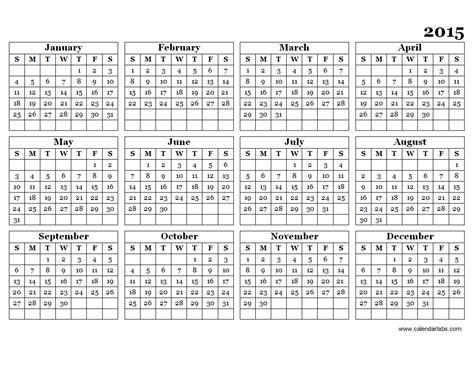 Calendar Labs Printable Calendar Labs Printable Calendar Template 2016