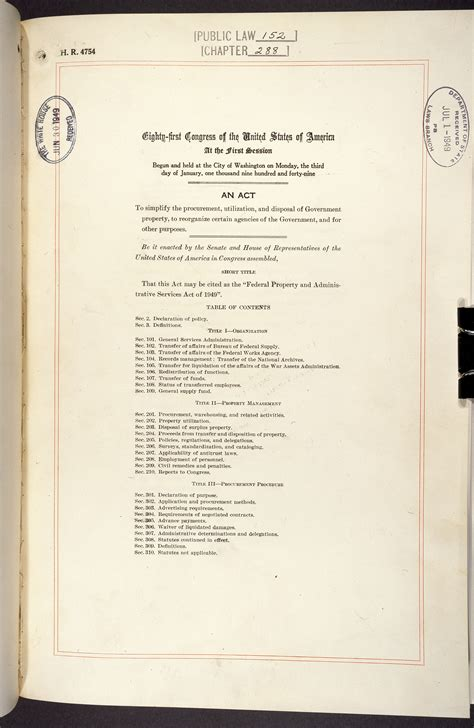 Federal Government Records Happy Other Birthday National Archives Pieces Of History