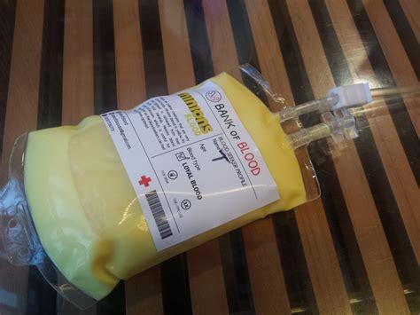 Darah Murni Blood Born bank of blood not an ordinary blood mldspot