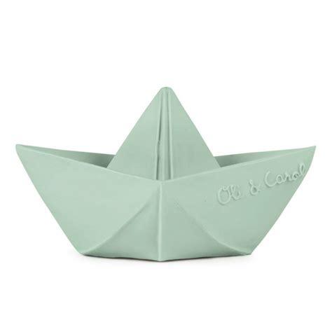 origami boat for sale leo bella oli carol bath teething toy origami boat mint