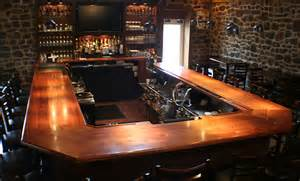 Bar Top Drink Rail Wood Countertops Butcher Block Countertop Bar Top Images