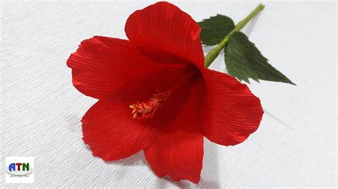 Origami Hibiscus Flower - origami hibiscus flower gallery craft decoration ideas