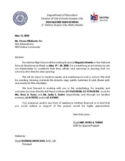 Sponsorship Letter Tagalog Brigada2008 Jpg Photo By Nhsonlinecommunity Photobucket